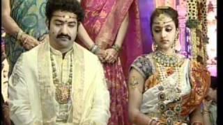 Video NTR weds Lakshmi Pranathi part 1 - Telugu cinema videos MP3, 3GP, MP4, WEBM, AVI, FLV Desember 2018