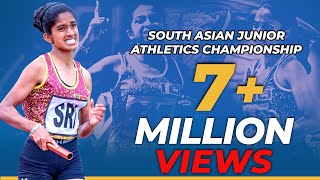 SAJAC 2018 Women's 4X400m
