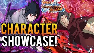 Welcome to the video! If you enjoy leave a like! The game we are playing currently: Naruto Shippuden: Ultimate Ninja Blazing ---x--- Extra Links: Gamepla...