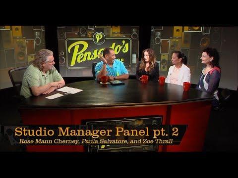 The World's Top Studio Managers Pt. 2 – Pensado's Place 161