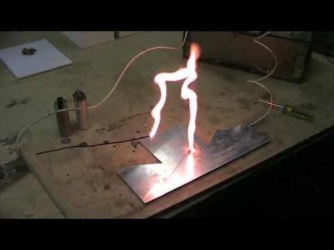 DIY MINI TESLA COIL - RMCYBERNETICS - CUSTOM ELECTRONICS