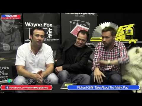 Wizard Product Review Live 22-4-15
