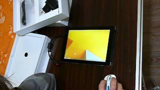 Обзор планшета Pipo W6