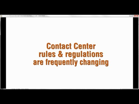 Contact Center Compliance Solutions: Trust the Experts