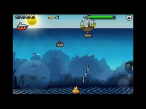 Video of Battle Submarine