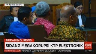 Video Breaking News! Kesaksian Nazarudin di Sidang Megakorupsi KTP Elektronik, Setya Novanto MP3, 3GP, MP4, WEBM, AVI, FLV Mei 2018