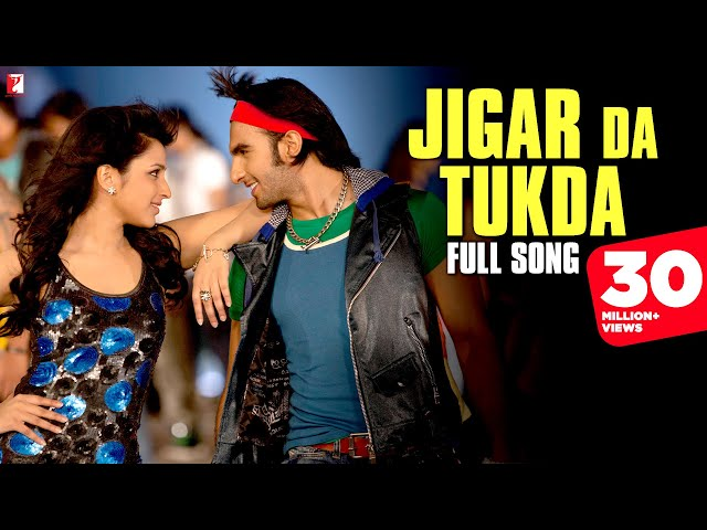 jigar da tukda full song ladies vs ricky bahl ranveer