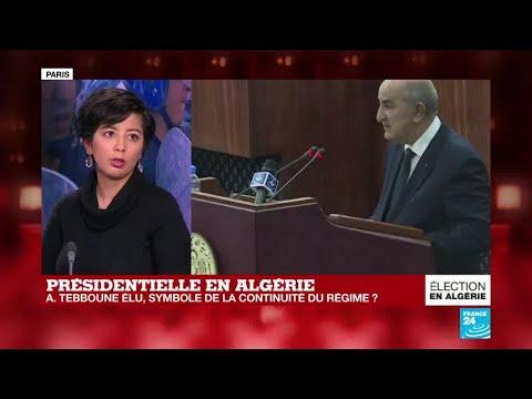 """Algérie : """"Abdelaziz Tebboune nourrit des liens quasi familiaux avec la famille Bouteflika"""""""