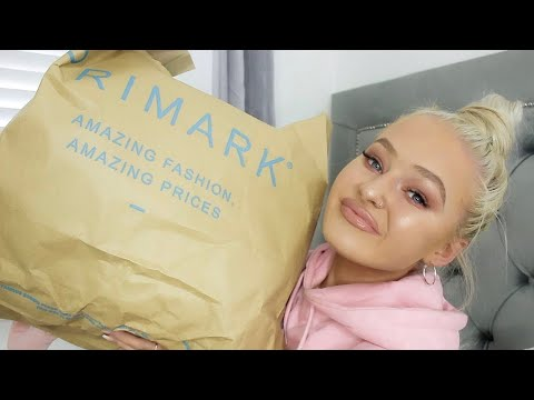 PRIMARK TRY ON HAUL AUGUST 2020 | What's new in Primark?