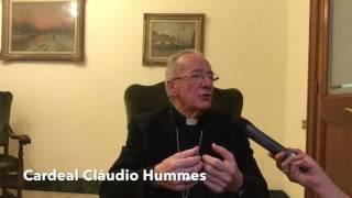 """Vídeo Card. Hummes: """"Igreja ajude a sociedade a acolher os 'índios urbanos'"""""""