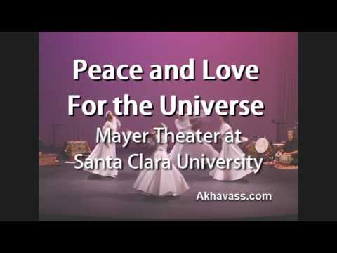 Peace & Love for the Universe : An evening of mystical world music and dance
