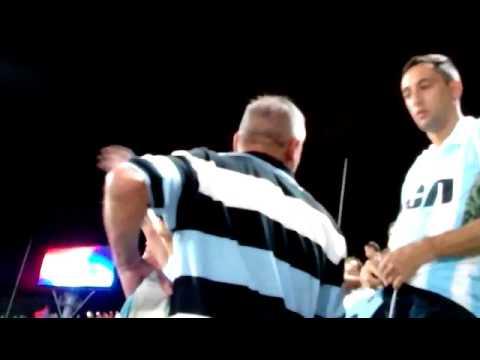 Hincha Racing   DIM vs Racing Arg - La Guardia Imperial - Racing Club - Argentina - América del Sur