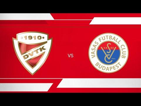 2. forduló: DVTK - Vasas 2-1 (1-0)