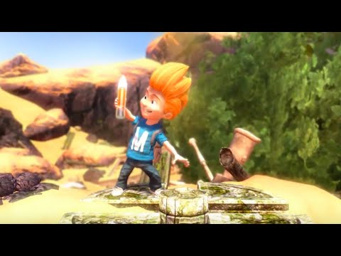Max: The Curse of Brotherhood Official PS4 Launch Trailer