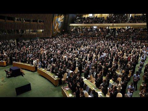 ΟΗΕ: Πάνω από 170 χώρες υπέγραψαν τη συμφωνία για την κλιματική αλλαγή