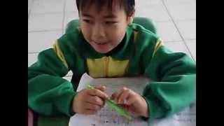 阿美語教學  W字母歌謠