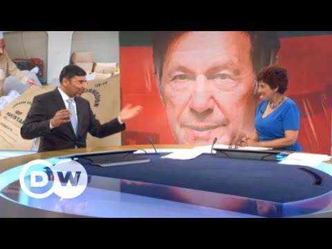 Pakistan ambassador to Germany responds to accusations of election meddling | DW English