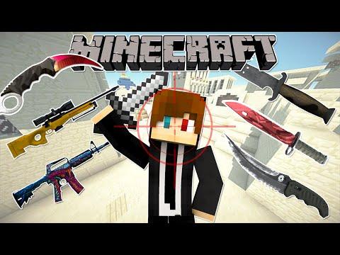 OHA! - Minecraft CS:GO Texture Pack!