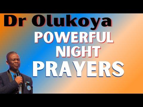 Dr Olukoya Powerful Night Prayers