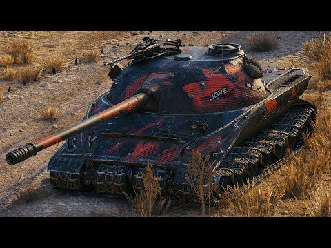 World Of Tanks Object 279 (e) - 10 Kills 11,1K Damage