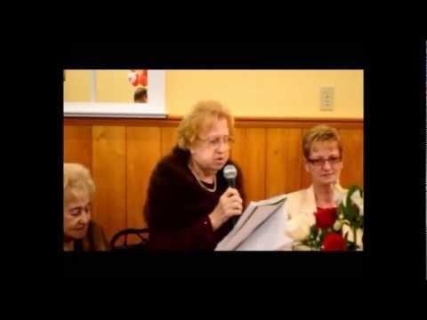 2012 - Jublieusz 40-lecia Polskiej Szkoły - część oficjalna