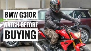 6. Buying BMW G310R? Watch this First - Questions