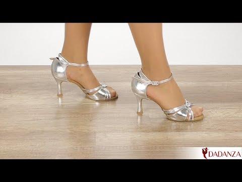 Rummos Elite Bella silber - Damen Tanzschuhe
