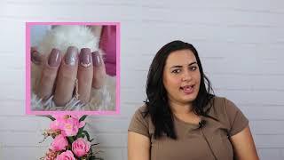Curso de manicure - Avaliando trabalhos do Grupo Unhas Decoradas #1