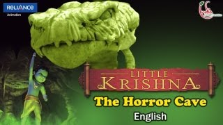 Video Little Krishna English - Episode 3 The Horror Cave MP3, 3GP, MP4, WEBM, AVI, FLV November 2018