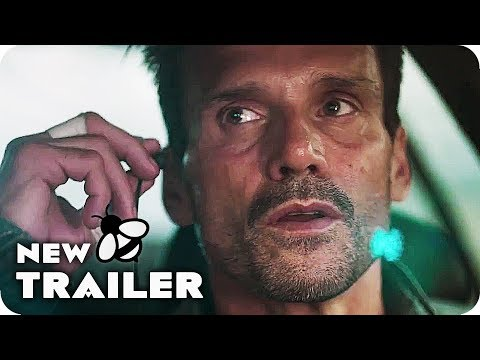 Wheelman Trailer (2017) Netflix Movie