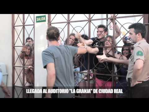 David Bisbal Acústico, Ciudad Real 15/08/12