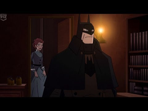 Batman discovers who Jack the Ripper | Batman: Gotham by Gaslight