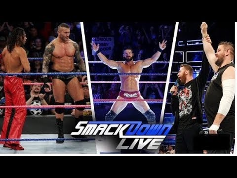 WWE SMACKDOWN LIVE 11/10/17 HIGHLIGHTS HD.  WWE SMACKDOWN LIVE 11 October Highlights HD