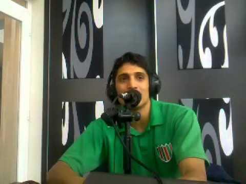 Entrevista - Dante Dotavio - Torneo de Futbol 6 de Union y Progreso - TandilSports Radio