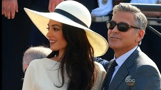 Video Amal Clooney is Barbara Walters' Most Fascinating Person of 2014 MP3, 3GP, MP4, WEBM, AVI, FLV September 2019