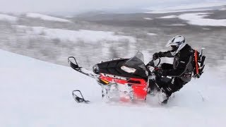 3. 2013 Polaris 800 RMK Snowmobile Review