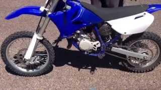 5. 2005 Yamaha YZ85