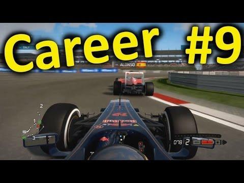 F1 2013 Career Mode Part 9: Germany, Nurburgring