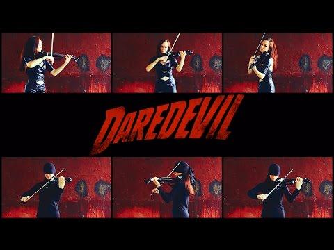 Daredevil - Opening Theme Cover by Anastasia Soina Violin