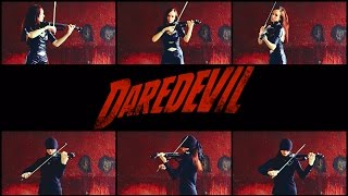 Daredevil - opening theme (Anastasia Soina violin) - YouTube