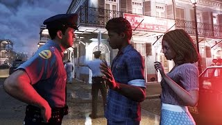 PS4 - Mafia III Gameplay, Playstation Game, Playstation, video game