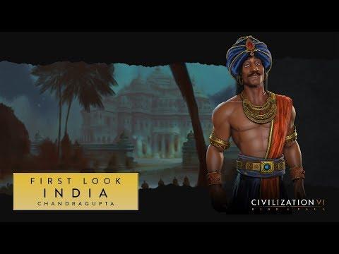 First Look: India de Civilization VI