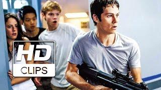 Maze Runner: Prueba de Fuego | Clip Preguntas al elenco, phim chieu rap 2015, phim rap hay 2015, phim rap hot nhat 2015