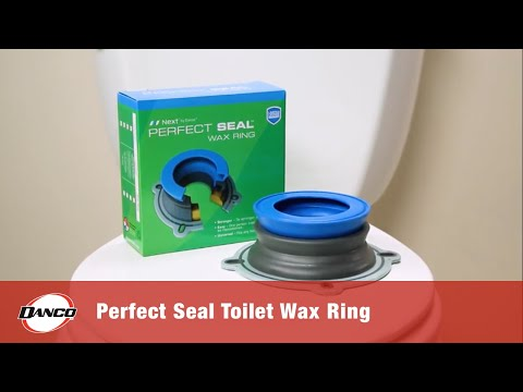 NEXT BY DANCO PRODUCT HIGHLIGHT   Perfect Seal Toilet Wax Ring