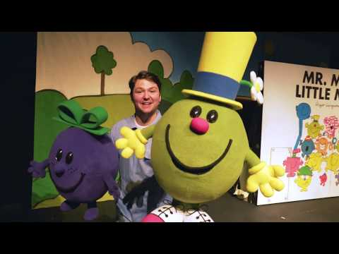 Mr Men & Little Miss On Stage - Trailer 2