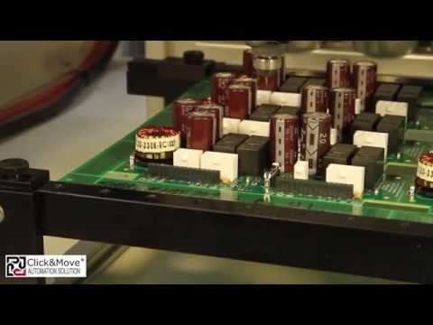 Click&Move Conformal Coating Machine - by ADVANCED Motion Co