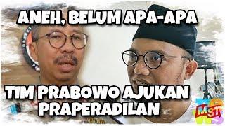 Video Aneh, Masa Tim Prabowo Mau Praperadilan Padahal Cuma Mau Minta Keterangan Dari Amien Rais MP3, 3GP, MP4, WEBM, AVI, FLV Oktober 2018