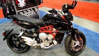 9. 2014 MV Agusta Rivale 800 Walkaround - 2014 Toronto Motorcyle Show