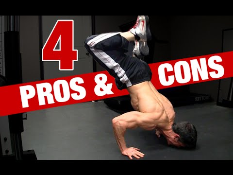 Calisthenics Workouts: Pros and Cons (TOP 4!)