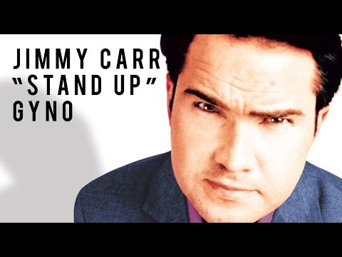 Jimmy Carr - Stand Up - Gyno (видео)
